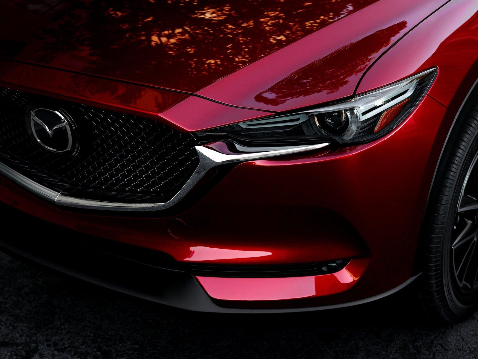 Mazda «пятерка» — последний рестайлинг!
