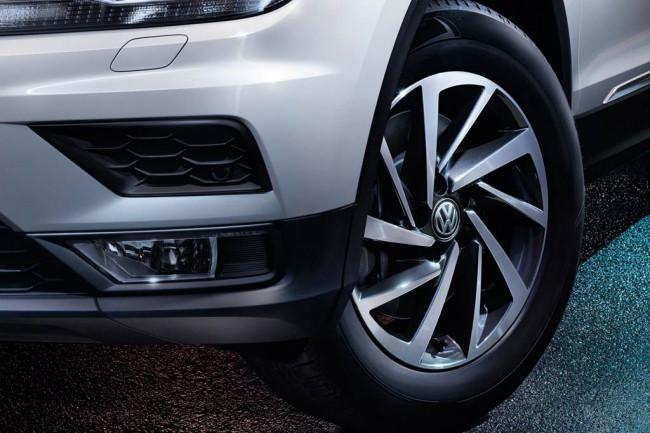 Volkswagen Tiguan получил в России версию City