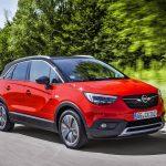 В России начались продажи обновленного кроссовера Opel Crossland от 1,699 млн рублей